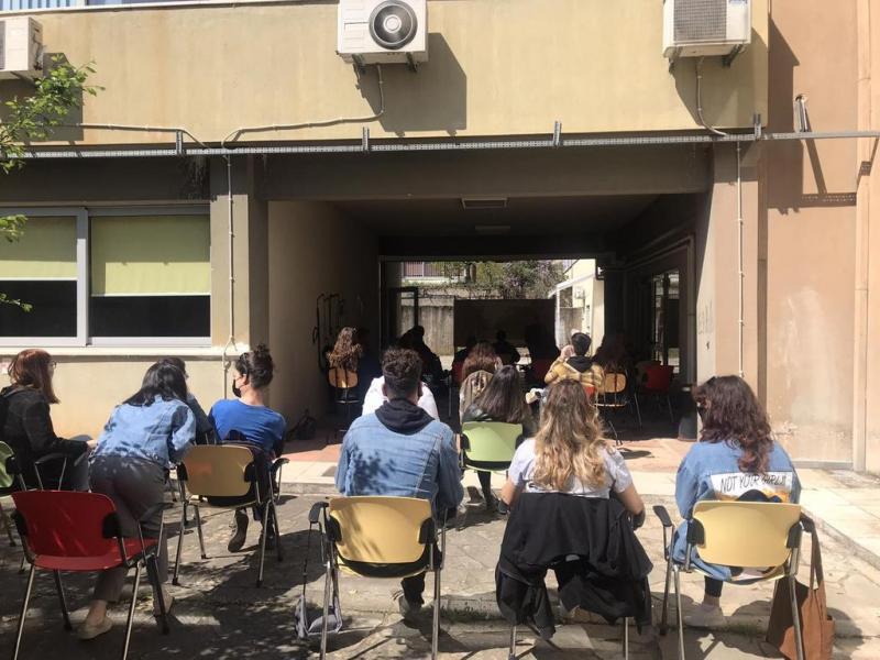 Νέο διά ζώσης μάθημα φοιτητών στο Πανεπιστήμιο Ιωαννίνων