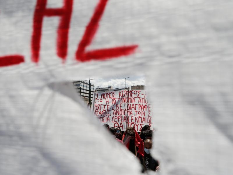 Συρίγος «ακυρώνει» Χρυσοχοΐδη: Από Σεπτέμβριο πανεπιστημιακή αστυνομία