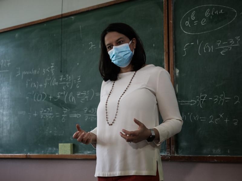 Σχολεία- Νίκη Κεραμέως: Ενδεχομένως να παραταθεί το σχολικό έτος