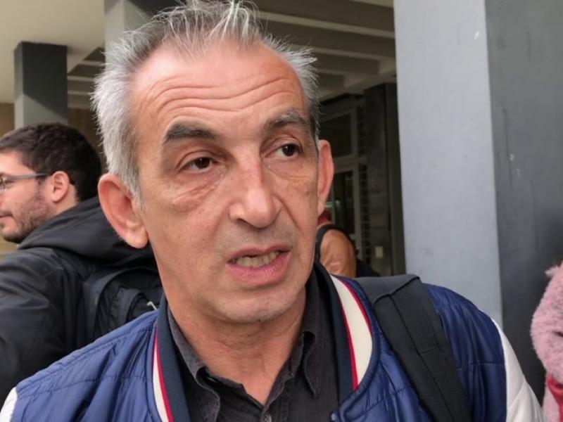 Πολυτεχνείο: Σύλληψη και πρόστιμο στον μαχόμενο εκπαιδευτικό Ηλία Σμηλιό