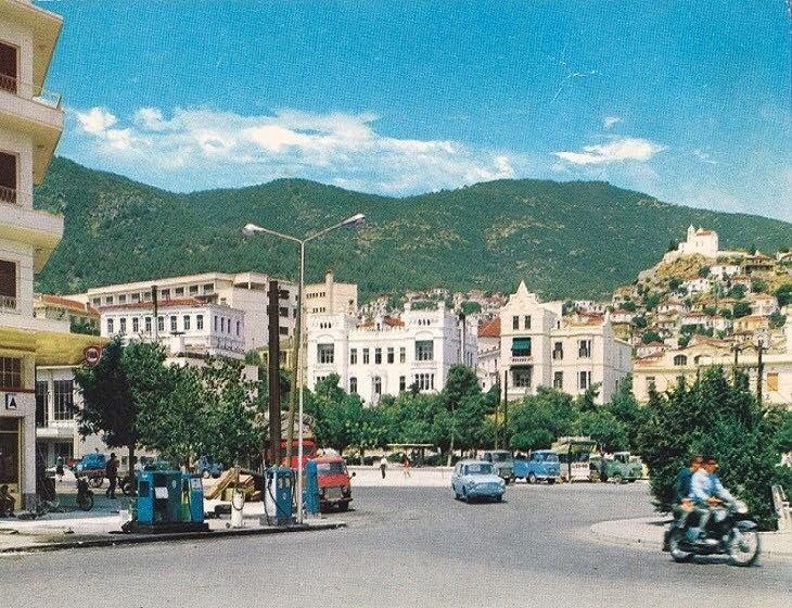 Ταξίδι στις πόλεις της Ελλάδας την δεκαετία του '60! Φωτογραφίες που συγκλονίζουν! (photos)